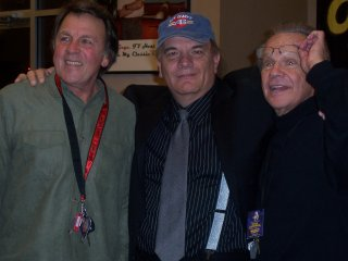 Fabian, Jimmy Jay and Bobby Vee